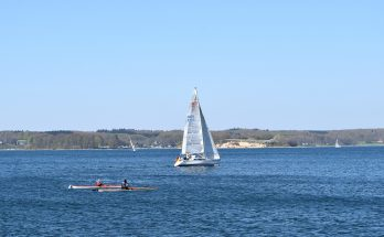 Sailing Boat 348x215 - How To Choose Between Rowing, Canoeing, And Sailing