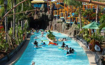Volcano Bay 348x215 - 5 Best Water Parks In The World