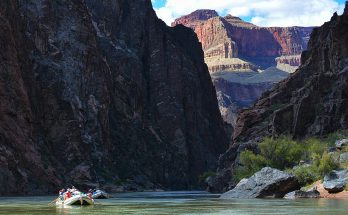 Grand Canyon 348x215 - Five Water Sports To Try In Las Vegas