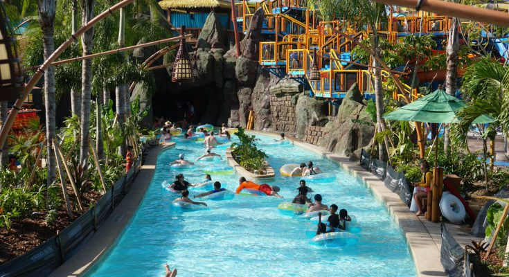 Volcano Bay 735x400 - 5 Best Water Parks In The World