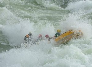 White water rafting extreme water sport 300x218 - White water rafting extreme water sport